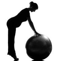 cvičení těhotných